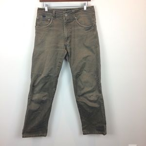 Kuhl Hiking Pants 30 x 30 Rydr Vintage Patina Dye